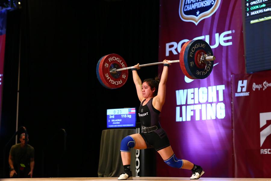 Wylie native prepares to achieve Olympic dream