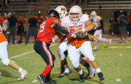 Mustangs offensive line returns talent, shows young depth