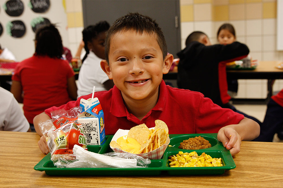 GISD to offer free lunch