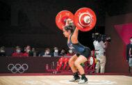 Delacruz finishes outside podium in Olympics debut
