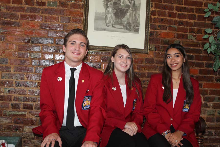 Students learn valuable skills from national group