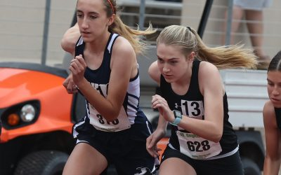 Sachse girls finish in eighth place