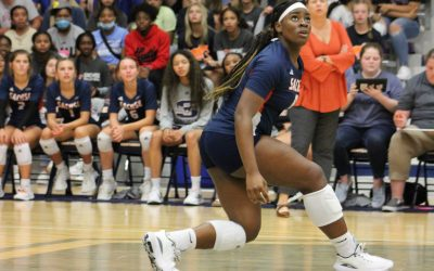 Lady Mustangs lose in five sets to Plano