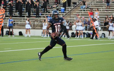 Mustangs cruise to Hammer Bowl victory