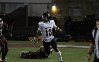 Mustangs fail to execute in loss to Denton Braswell