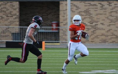 Sachse Mustangs stampede to 64-42 victory over Red Oak