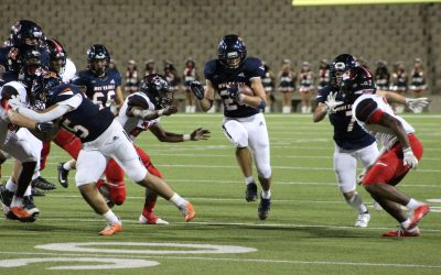 Sachse's offense dominates in win