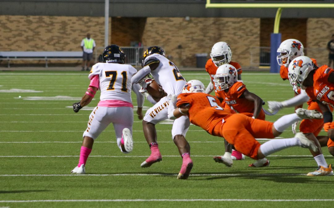 Sachse's three keys to defeating South Garland