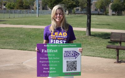 Walk to End Alzheimer's returns to Fallfest